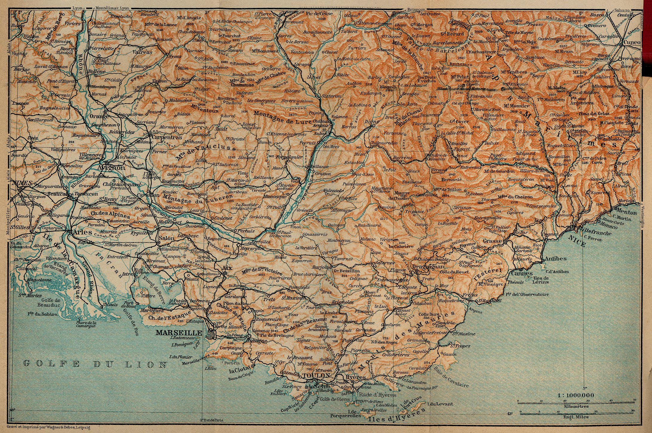 Provence Map Of France.French Corner Discover Provence May 2016 Consulat General De
