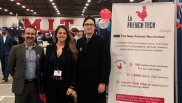 The French Pavillon Stands Out at the 2020 MIT European Career (...)