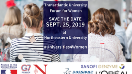 Save the Date for the launch of our Paris/Boston University Forum on Gender (...)