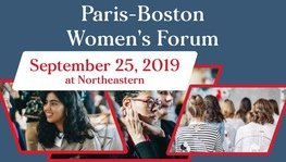 Paris-Boston Women's Forum - September 25, 2019