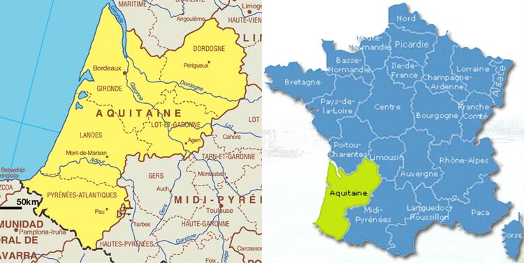 French Corner: Discover Aquitaine! (June 2016)